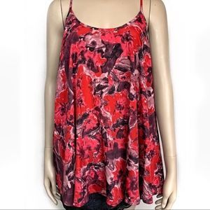 Rock and Republic floral string top